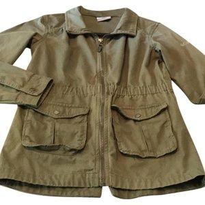 Child's sz. 10-12 Columbia Lightweight Coat